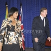 BRITISH PRIME MINISTER AT JAMAICA HOUSE4