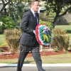 BRITISH PRIME MINISTER WREATH LAYING 10
