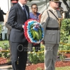 BRITISH PRIME MINISTER WREATH LAYING 9