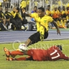 JAMAICA VS PANAMA AT NATIONAL STADIUM50