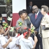 PRINCESS ROYAL PRINCESS ANNE VISIT TO JAMAICA7