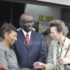 PRINCESS ROYAL PRINCESS ANNE VISIT TO JAMAICA9