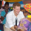 Prince Harry Visits VJH-RISE